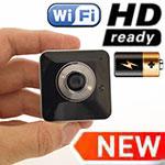 Kabellose Wi-Fi Microvideokamera EasyEye HD 720P
