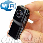 Kabellose Wi-Fi Minicam MD81S
