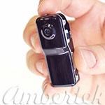 Mini Geheimkamera mit dem Lautsensor Ambertek MD80